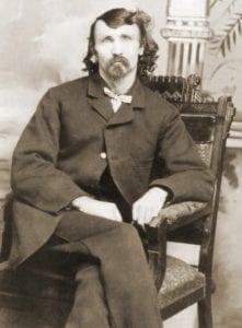 Famous CO Murderers Alferd Packer