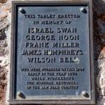 Famous Colorado Murders Alferd Packer Massacre Site Victims Tablet