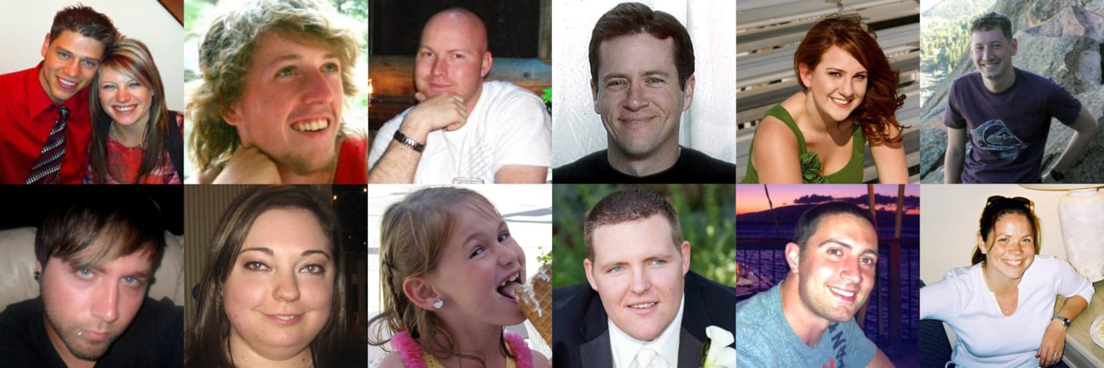 Famous Colorado Murders Aurora Movie Theater Shooting Victims