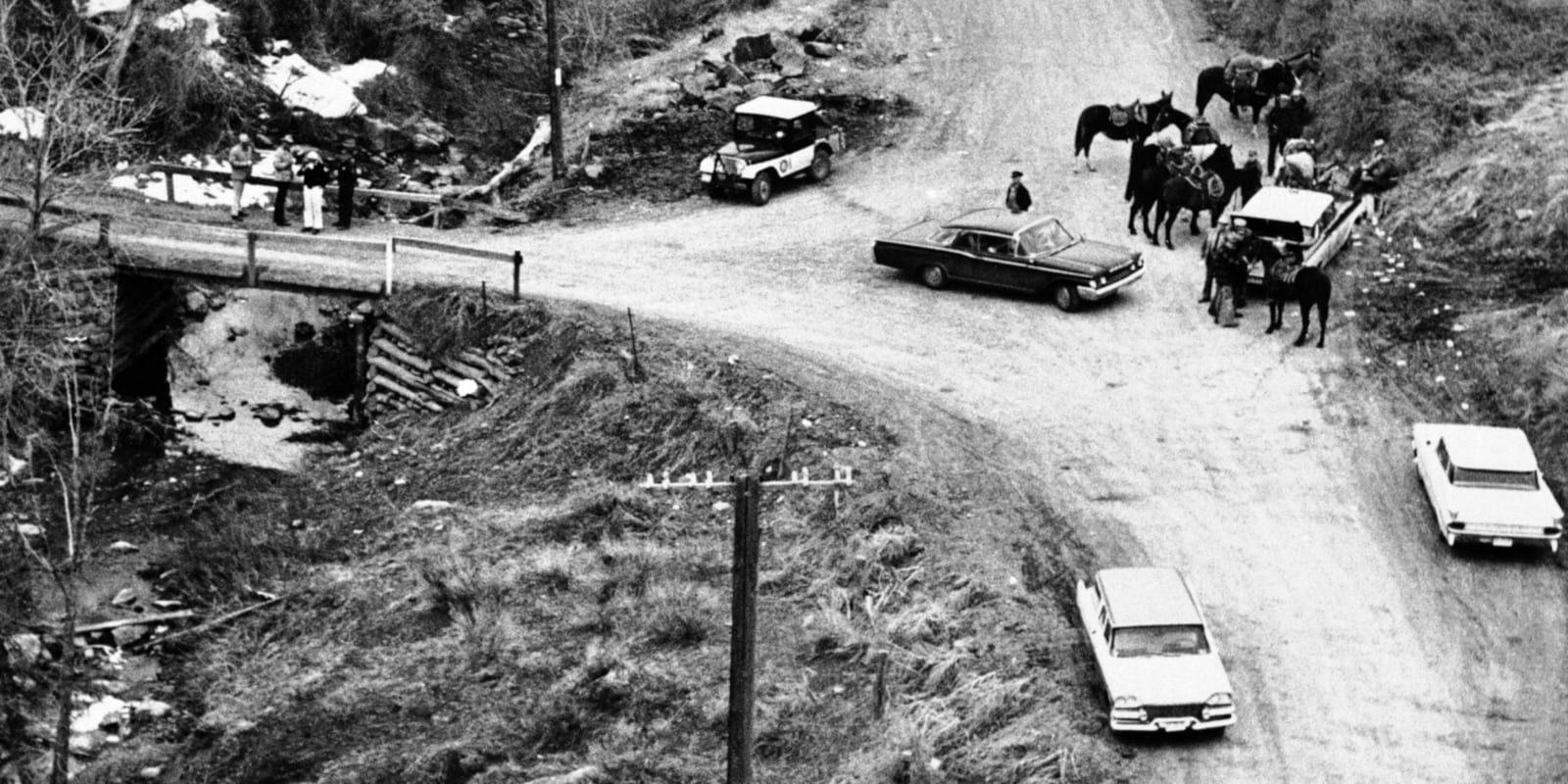 Famous Colorado Murders Adolph Coors 3rd Golden Bridge Missing Crime Scene