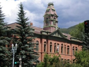 Famous Colorado Murders Pitkin County Courthouse