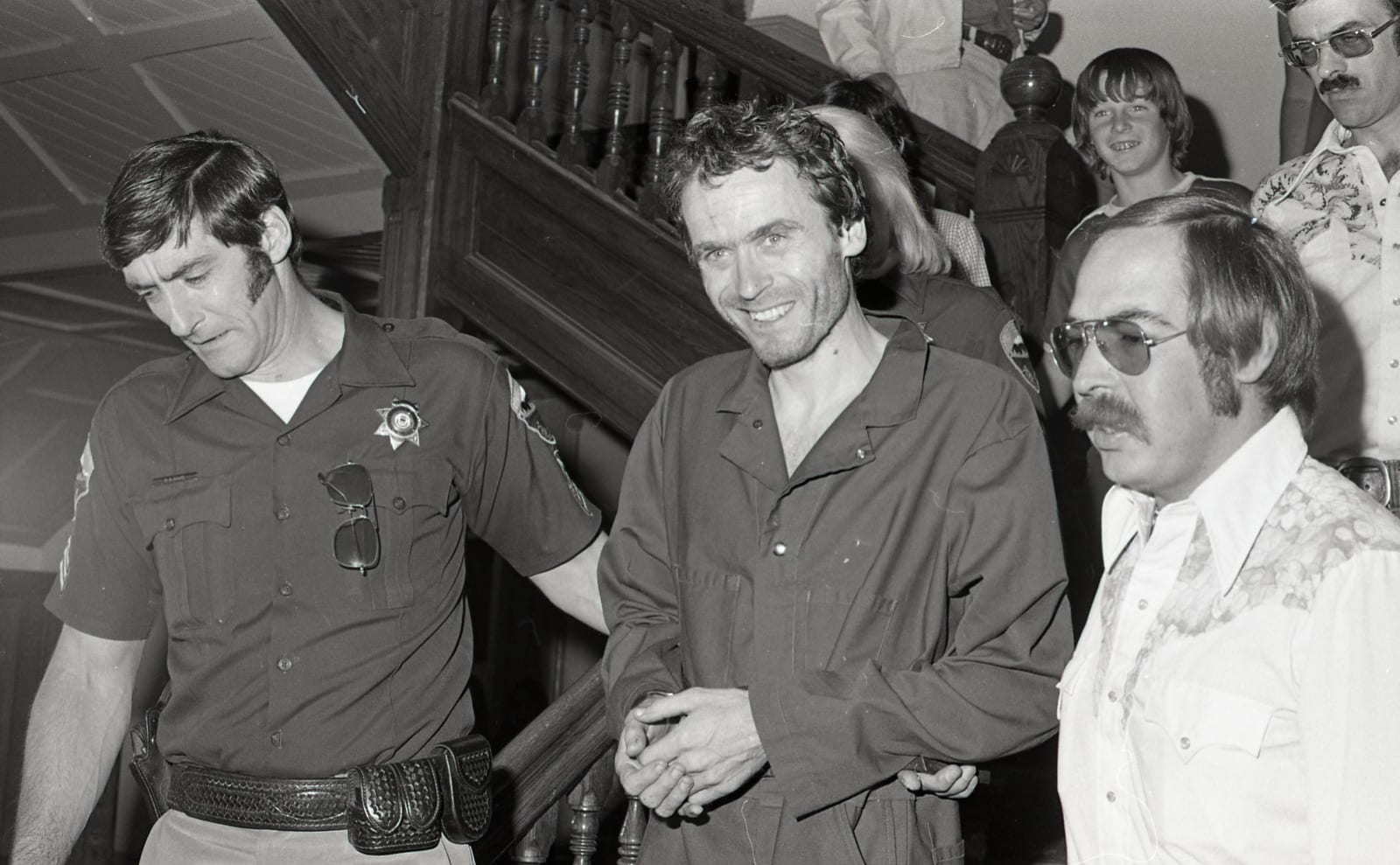 Famous Colorado Murderers Ted Bundy Pitkin County Courthouse 1977