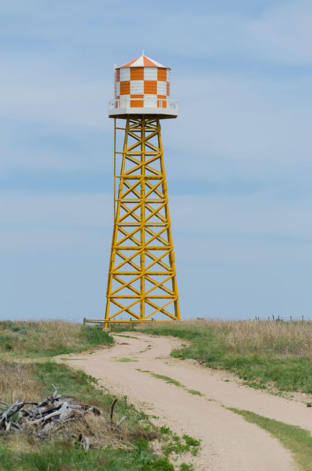 Granada CO Original Water Tower at Camp Amache