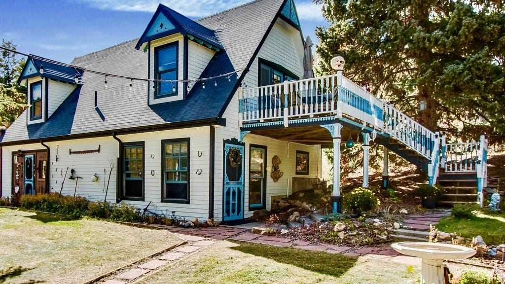 Hooper Homestead Bed and Breakfast, Central City