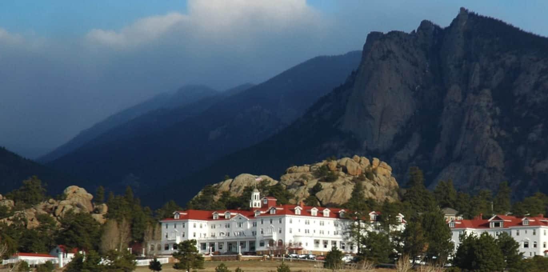 Inspirational Places Stanley Hotel Estes Park