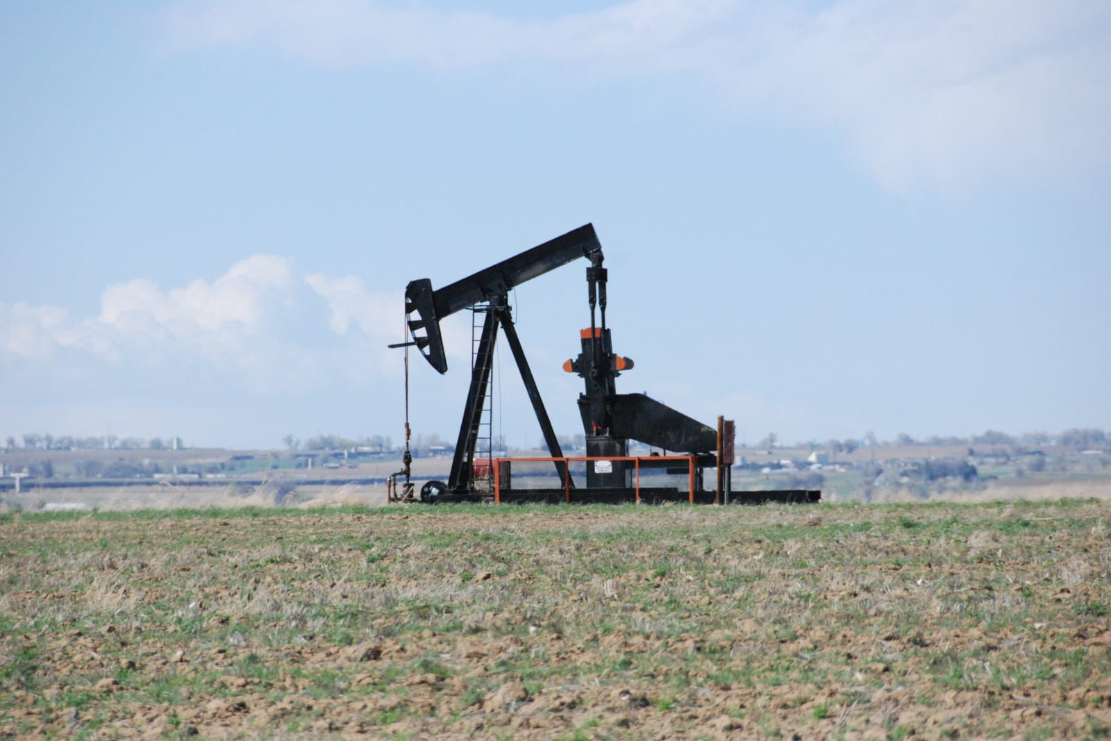 Johnstown CO Oil Well