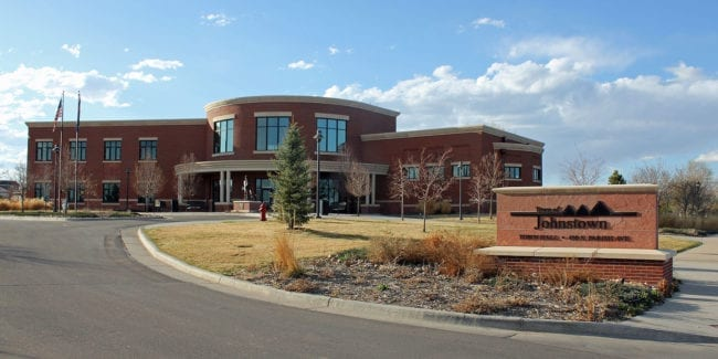 Johnstown Colorado Town Hall
