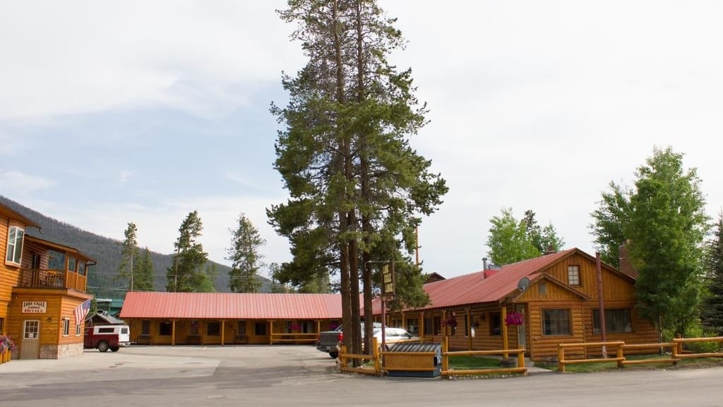 Lone Eagle Lodge Grand Lake