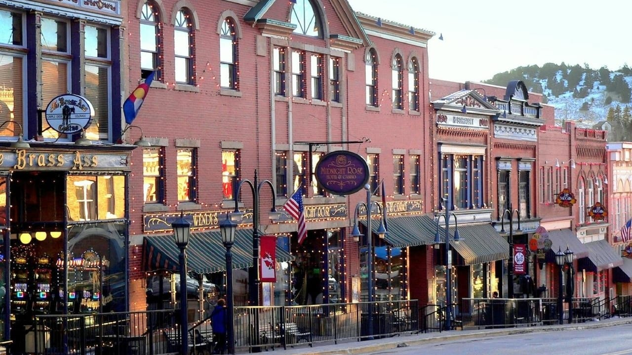 Midnight Rose Casino Hotel Cripple Creek CO