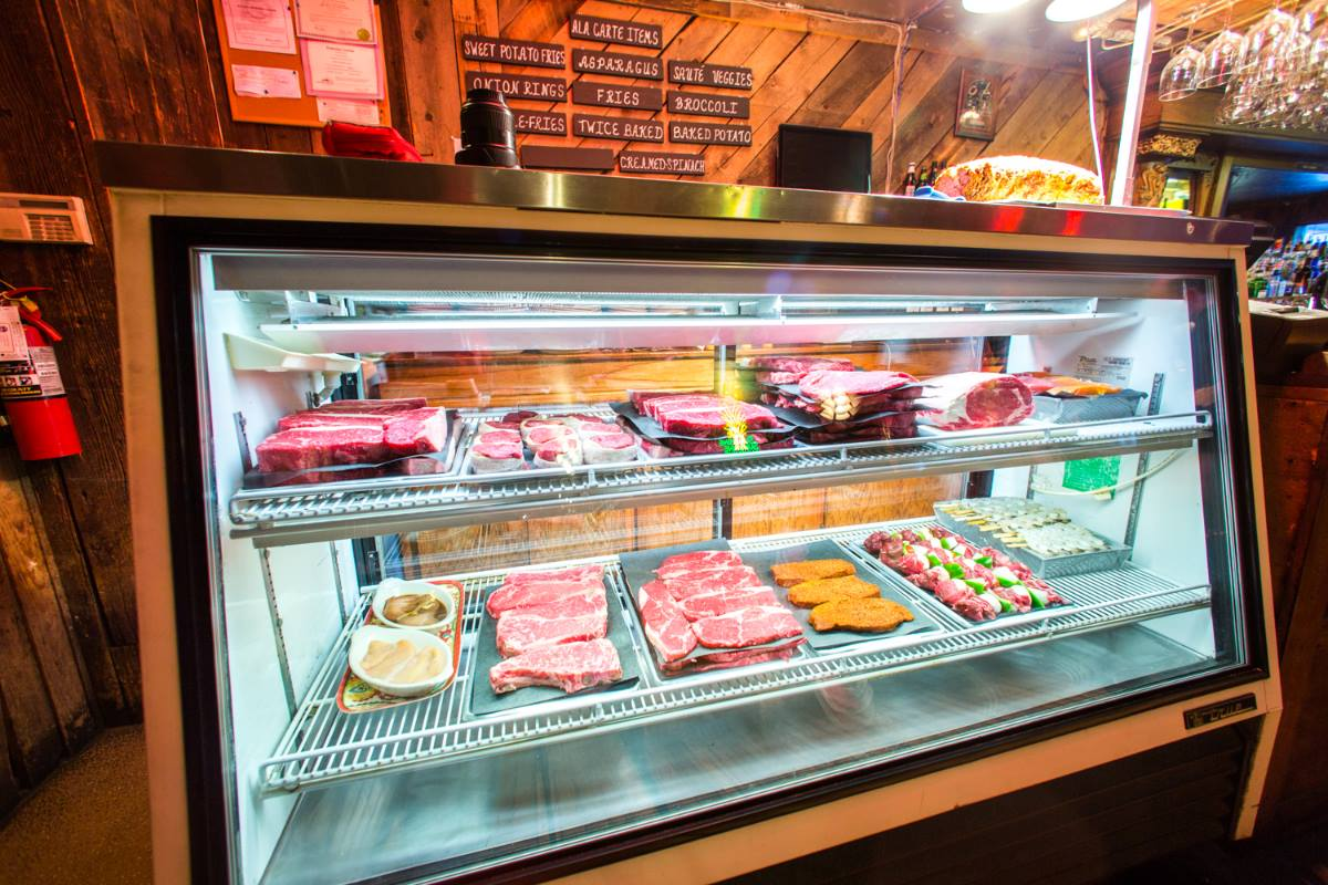 Historic Mint Steakhouse Silverthorne Butcher Shop Meat