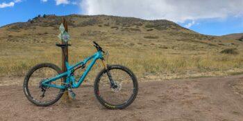 Mountain Biking Green Mountain Colorado Benefits