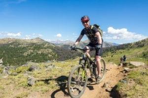 Mountain Biking Monarch Trail Salida Colorado