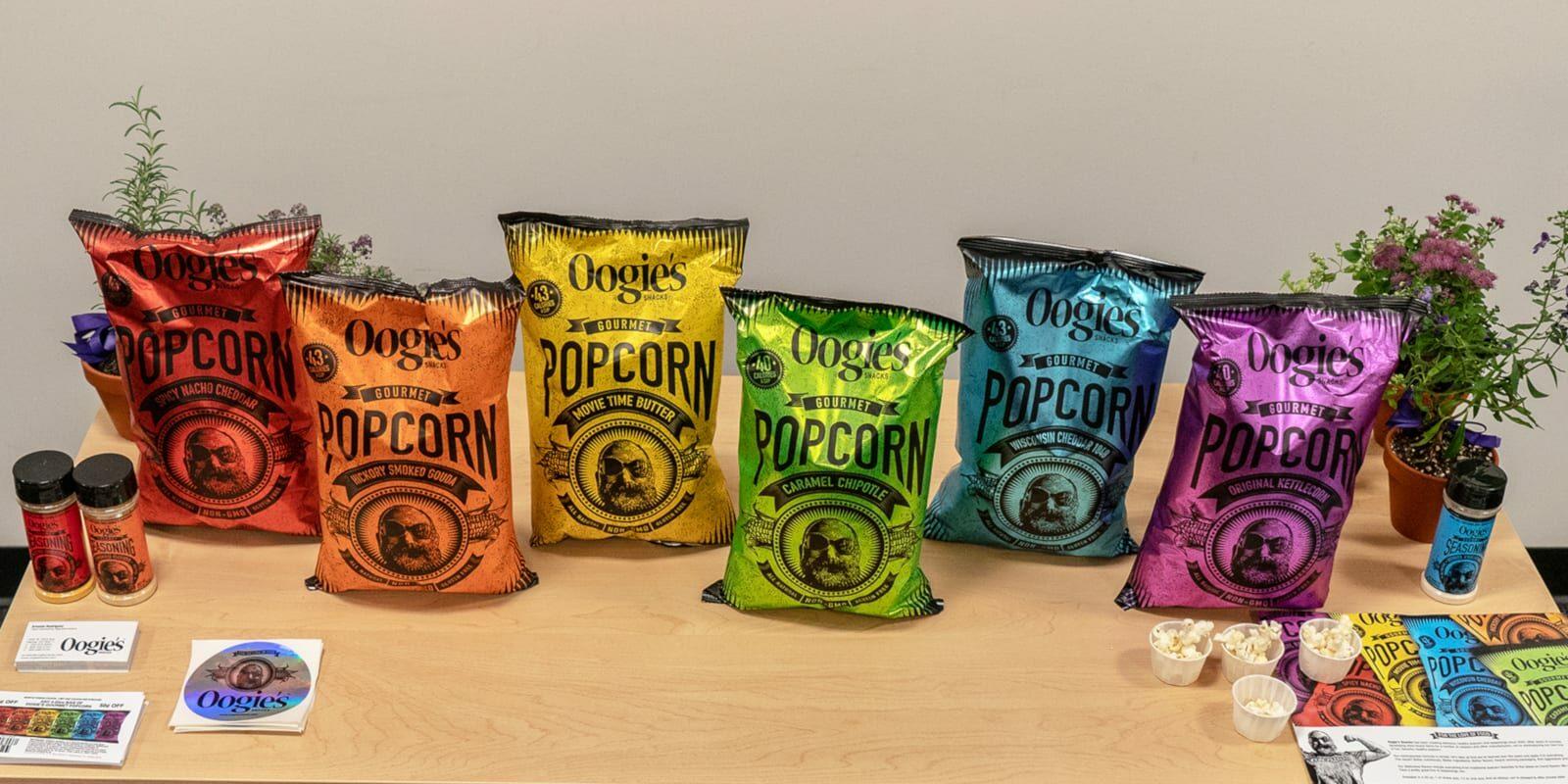 Oogie's Gourmet Popcorn Denver Colorado
