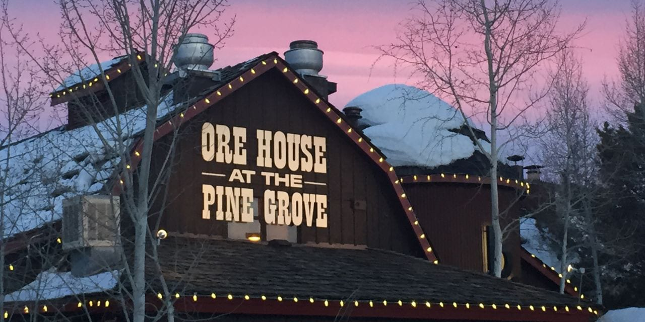 Ore House at the Pine Grove Steamboat Springs CO