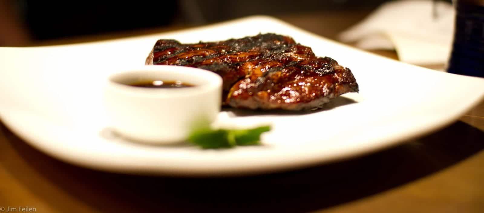 Ore House Durango CO Grass Fed Beef Steak