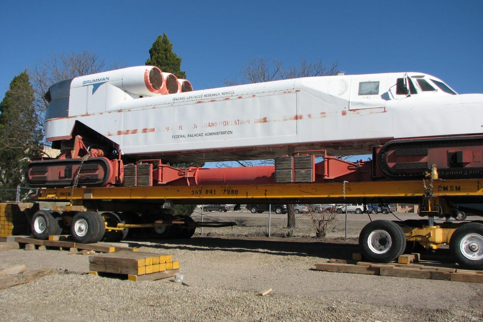 Pueblo Railway Museum Aircraft