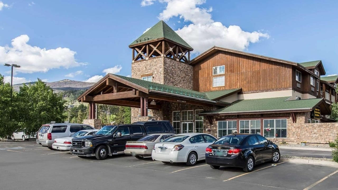 Quality Inn & Suites Summit County Silverthorne