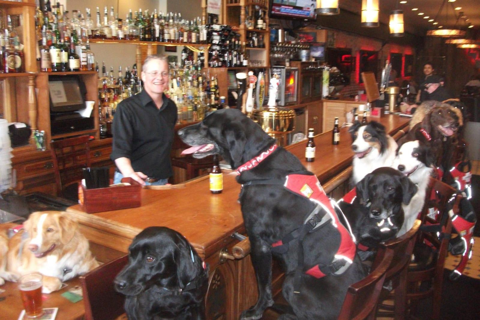 Red Onion Bar Patrol Dogs Aspen CO