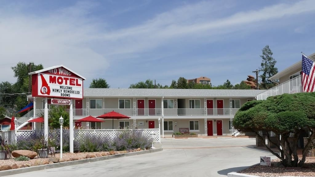 Red Wing Motel Manitou Springs