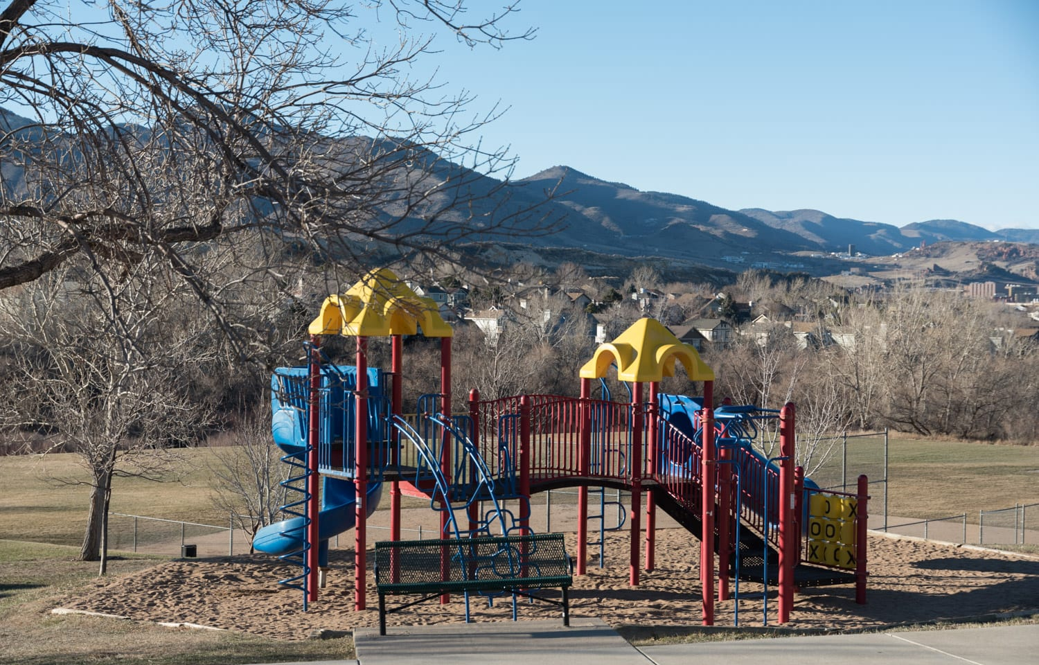 Roxborough Park CO Community Park