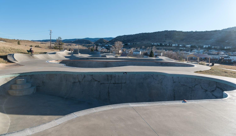 Roxborough Park CO Skate Park