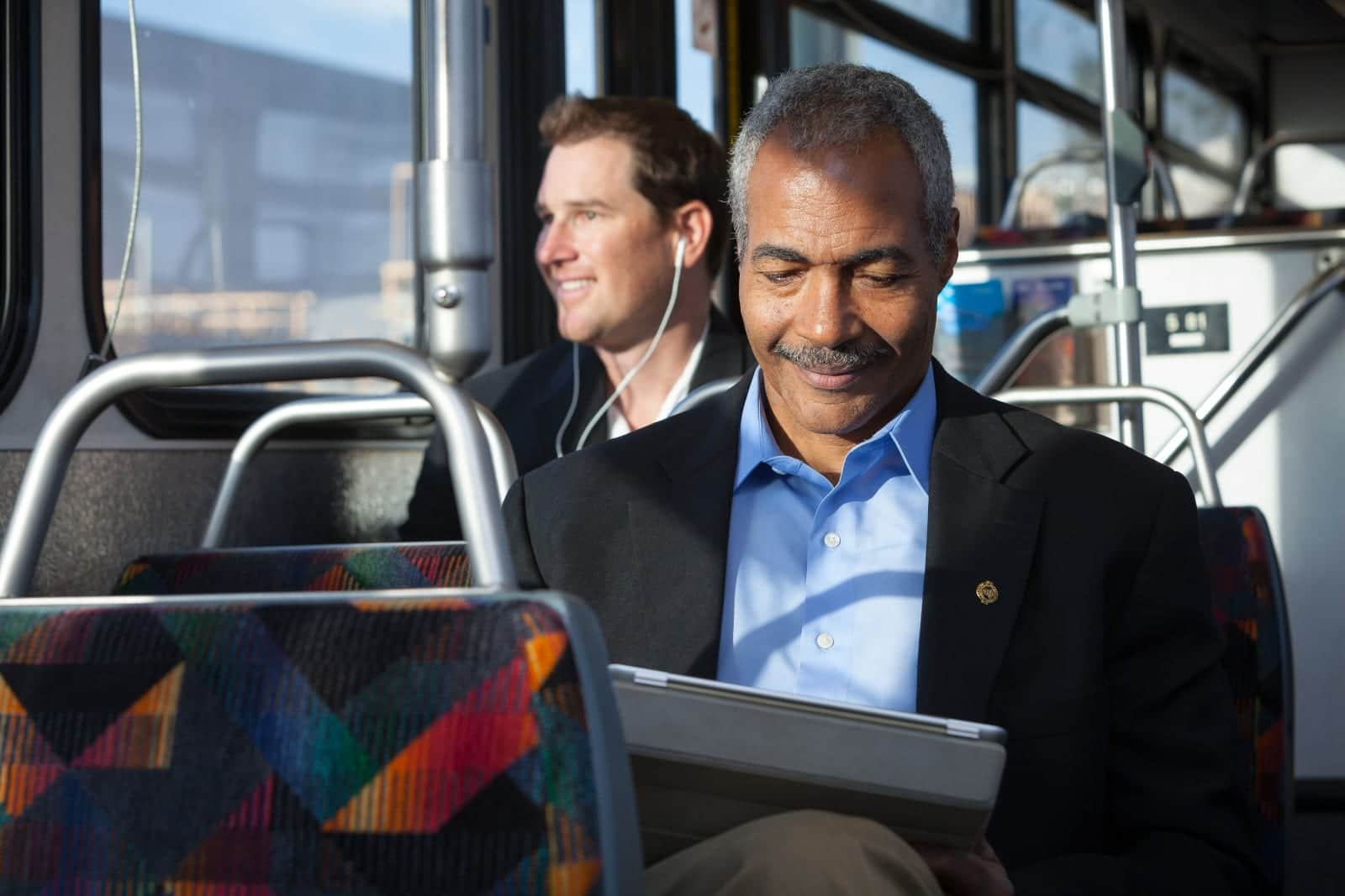 RTD Bus Riders On-Board Passengers