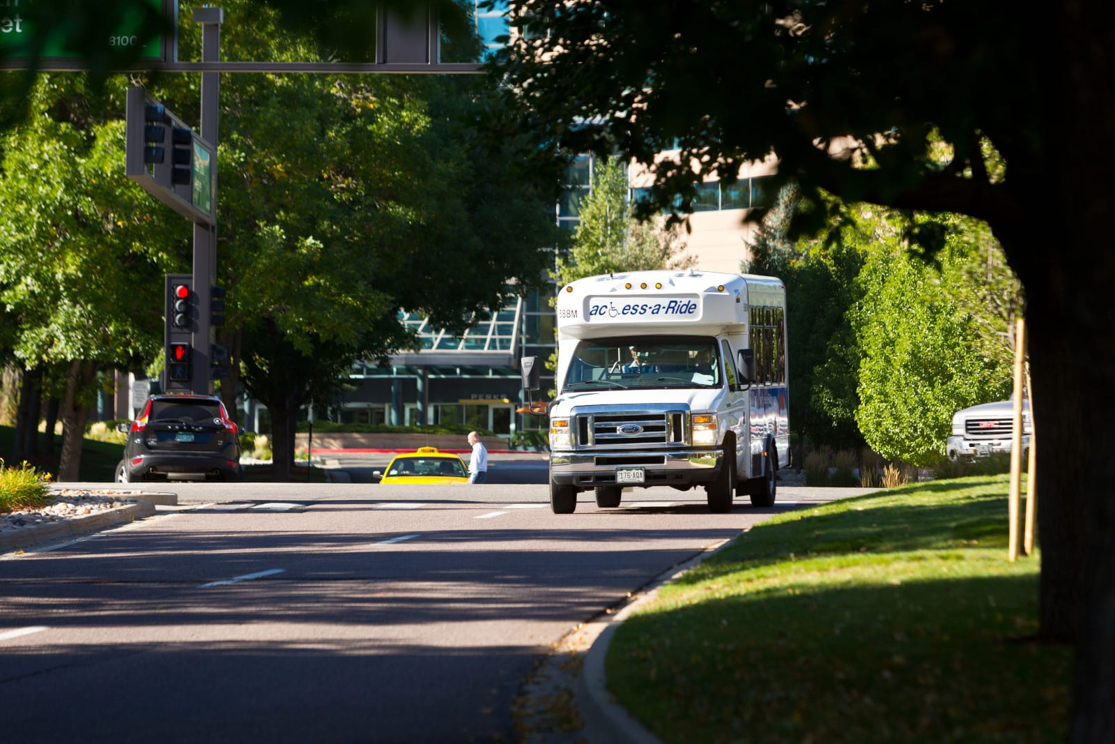 RTD Denver Access a Ride Shuttle