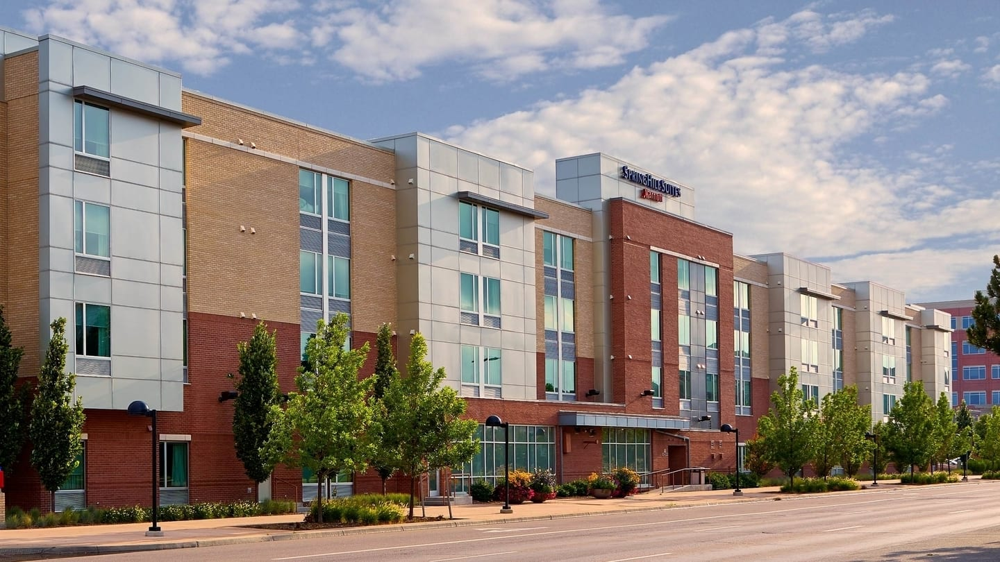 SpringHill Suites by Marriott Denver at Anschutz Medical Campus Aurora