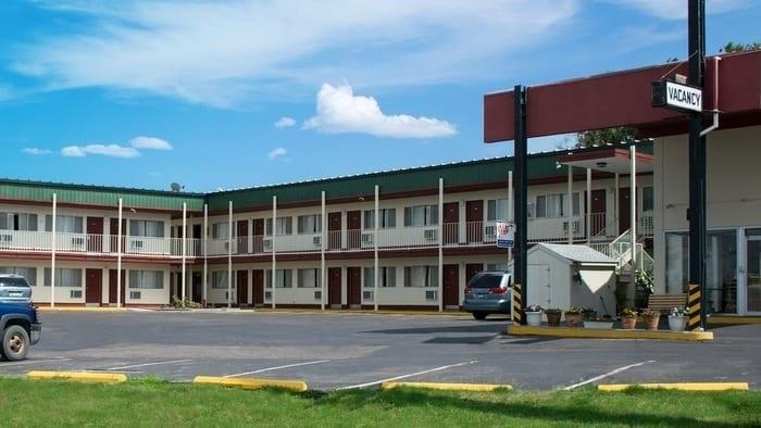 Stagecoach Motel La Junta