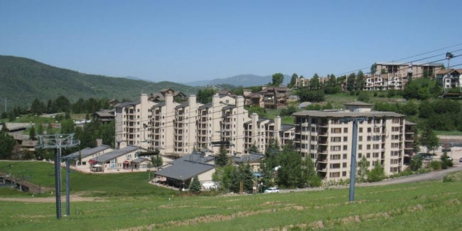 Torian Plum and Creekside Resort Steamboat Springs Summer