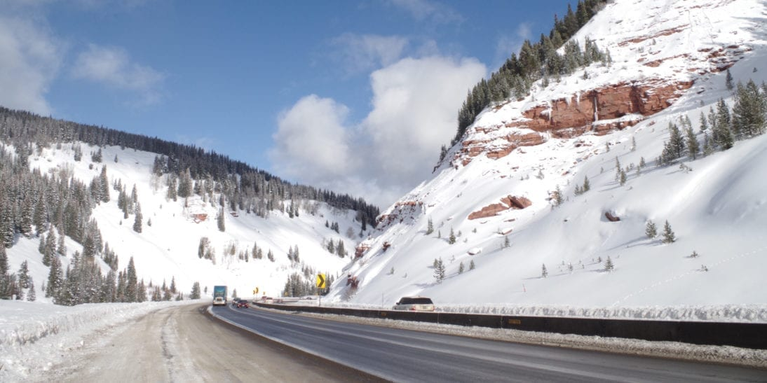 Wondrous Winter Road Trips In Colorado
