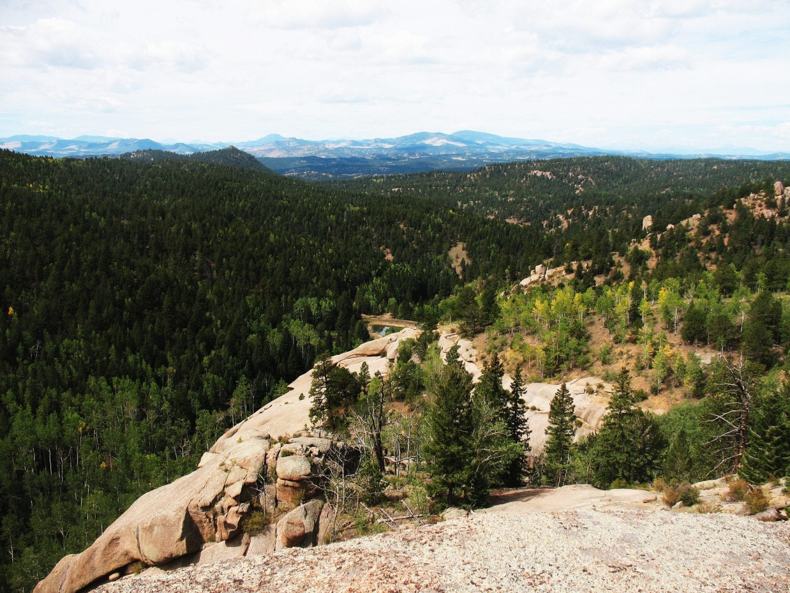image of Mueller State Park