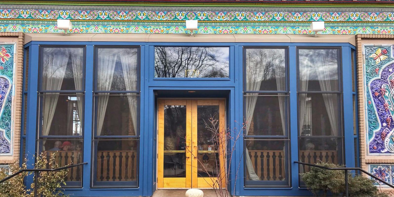 Boulder Dushanbe Teahouse Colorado Exterior