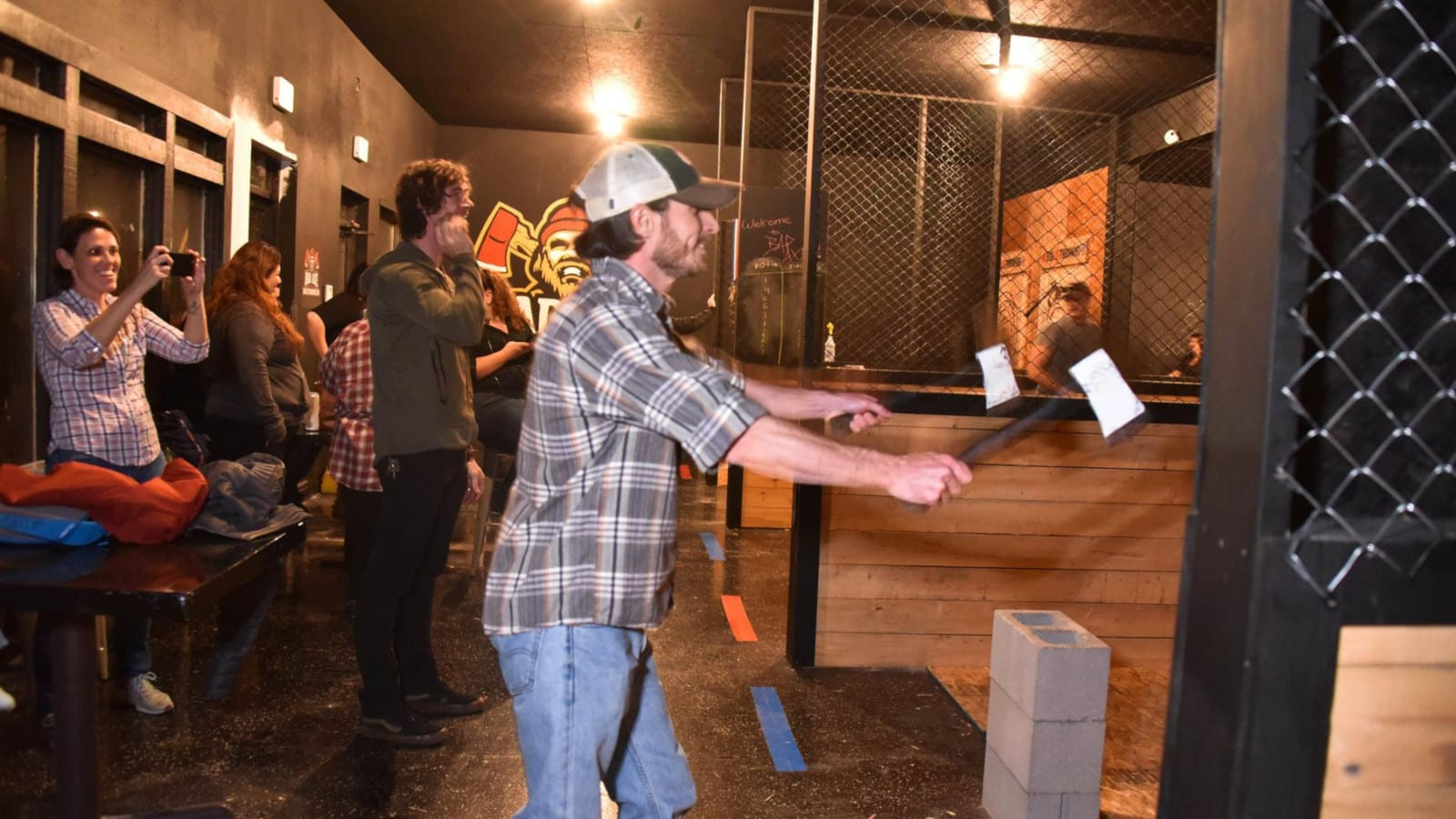 Bad Axe Throwing Denver CO