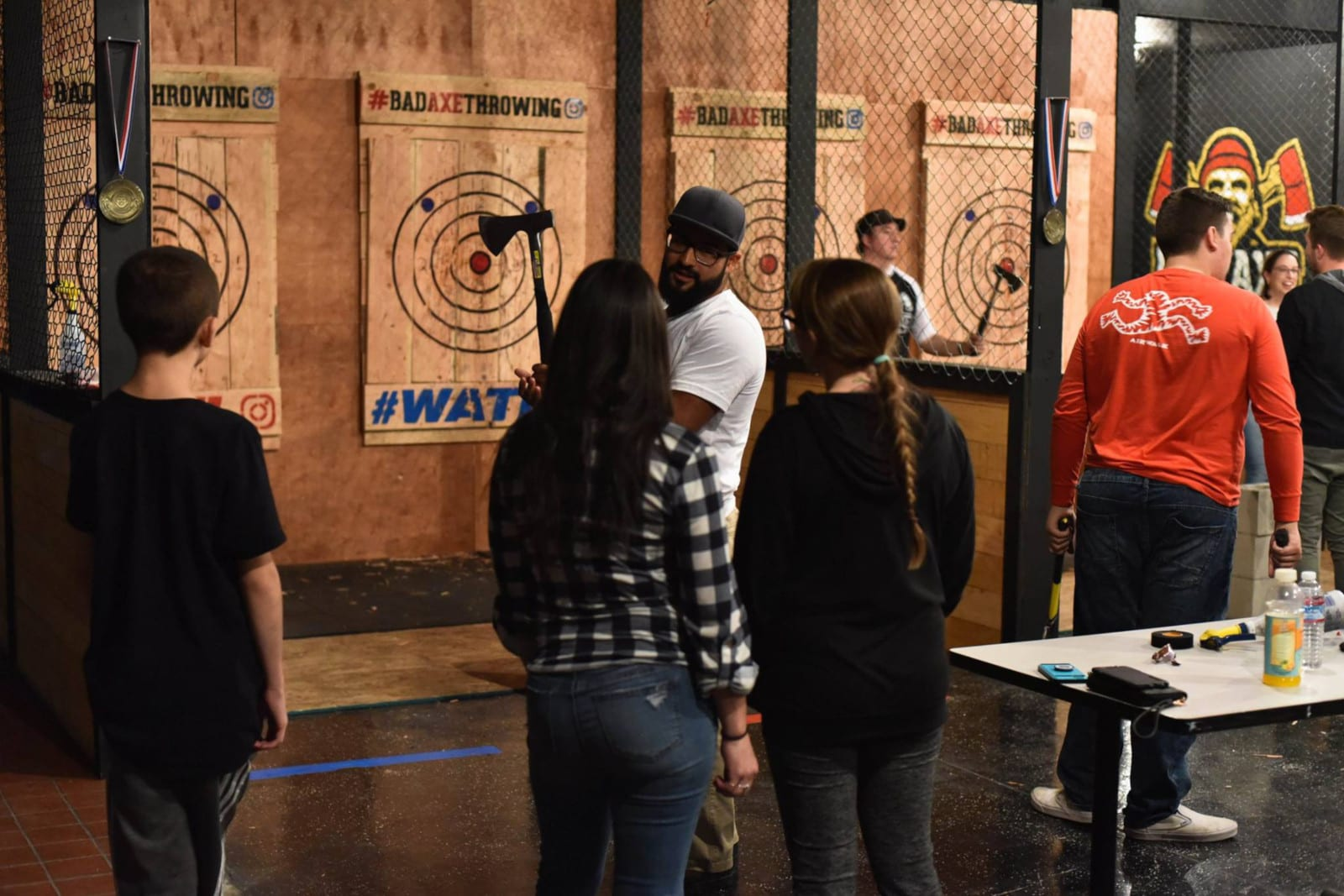 Bad Axe Throwing Denver CO Group