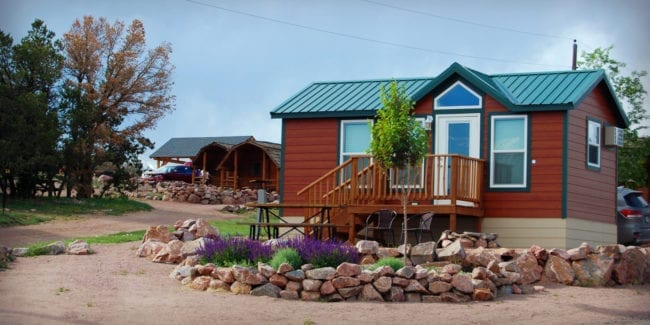 Best Hotels Canon City CO Royal Gorge KOA Cabin