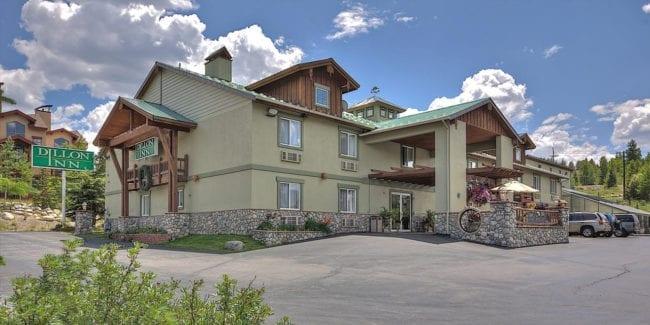 Best Hotels Dillon CO Dillon Inn