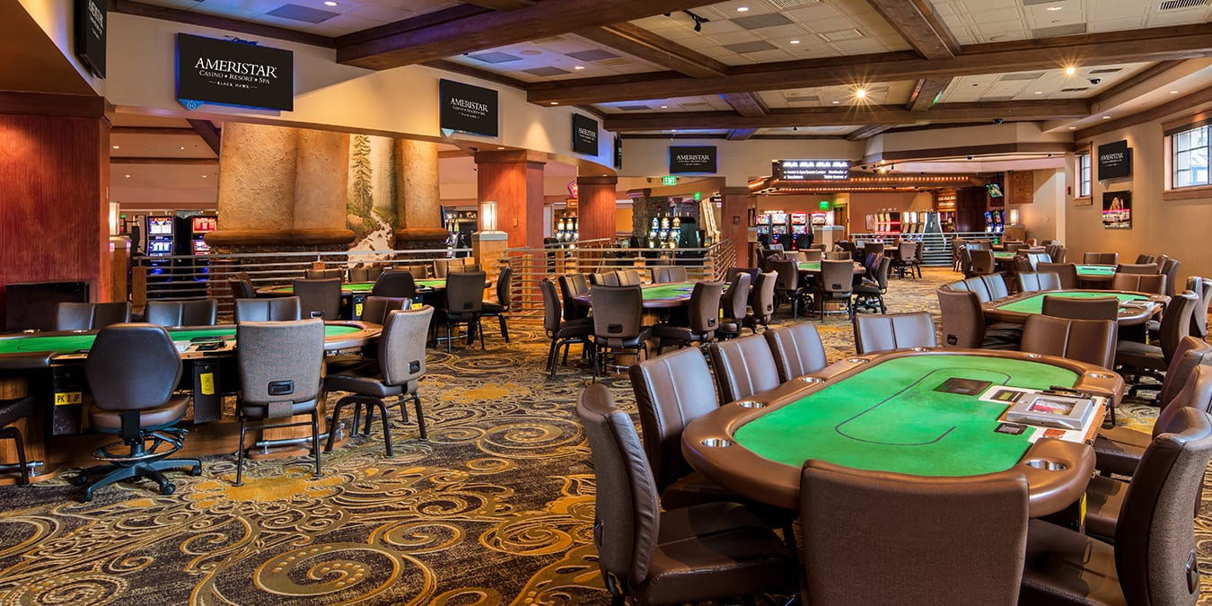 Best Poker Rooms Colorado Ameristar Casino Black Hawk