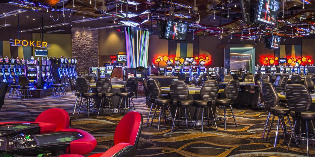 Poker Room at the Isle Casino Black Hawk