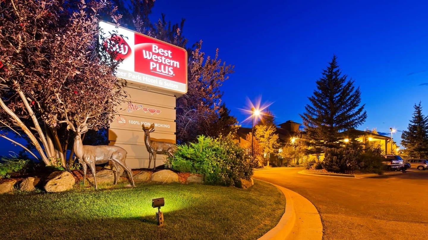 Best Western Plus Deer Park Hotel and Suites Craig