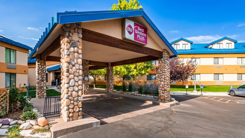 Best Western Plus Eagle Lodge & Suites Eagle