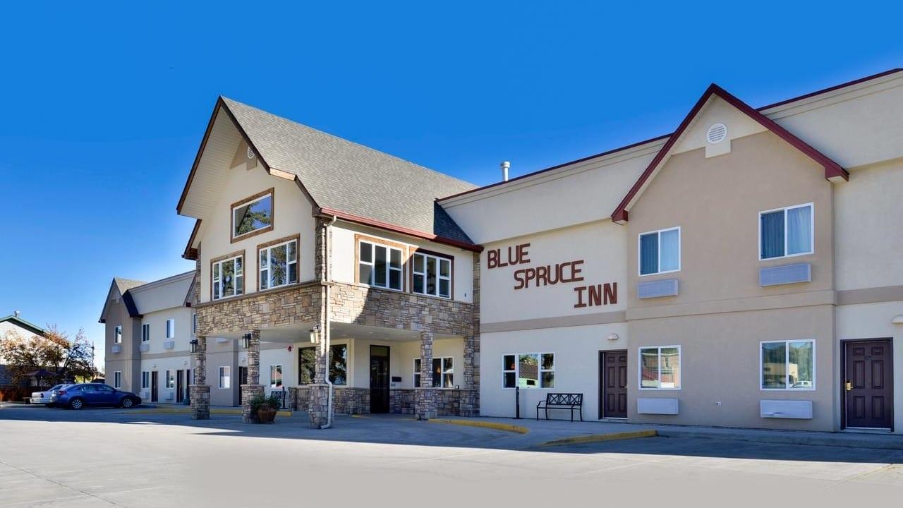 Blue Spruce Inn Meeker