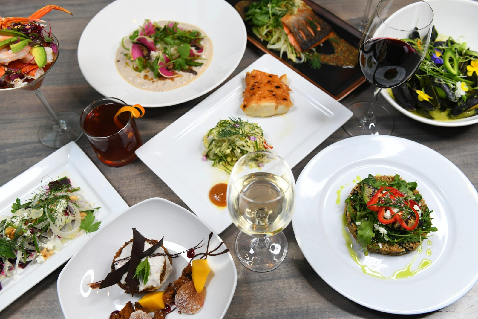 Boulder CO Restaurant Wild Standard Dishes Food Wine