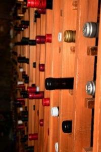 Boulder CO Restaurant Wild Standard Wine Cellar
