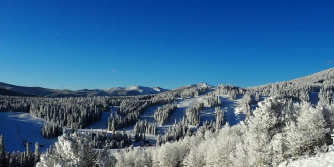 Boulder County Snowshoeing Eldora Mountain Resort Trails