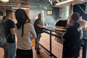 Cannabis Tourism Denver Brewery Tour