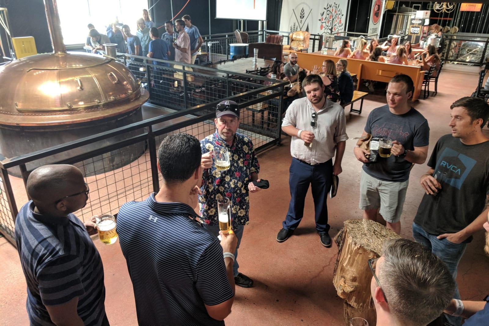 Cannabis Tourism Brewery Tour Denver CO