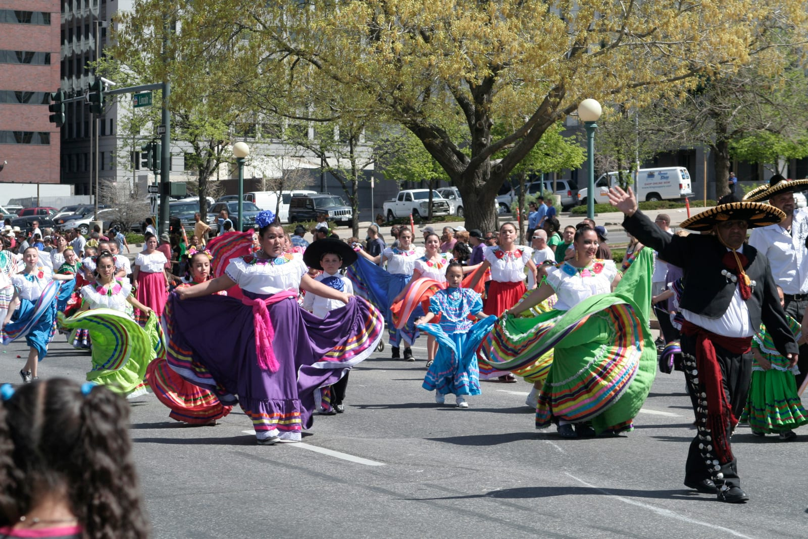 Cindo de Mayo Parade