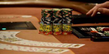 Colorado Poker Room Golden Gates Casino Cards Chips