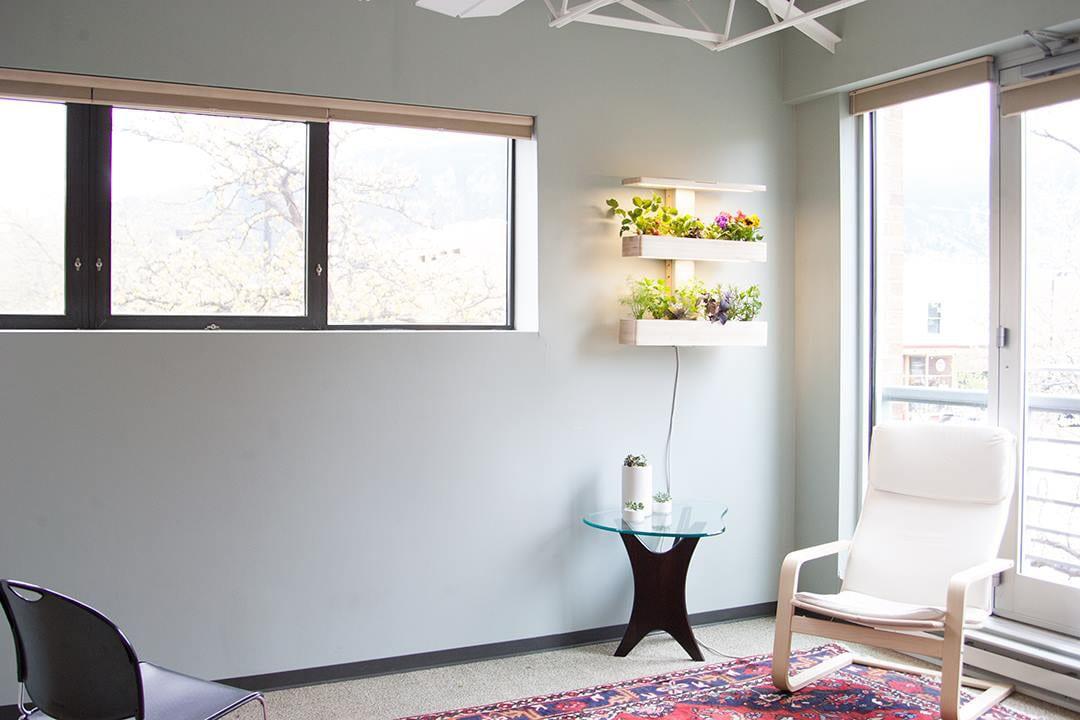 Colorado Startups edn Garden Shelf Denver